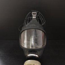 Militaria: MÁSCARA ANTI-GAS. Lote 175825784