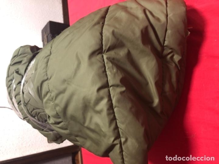 Militaria: Saco de dormir de momia original ejercito español sin uso y con funda - Foto 2 - 176216982