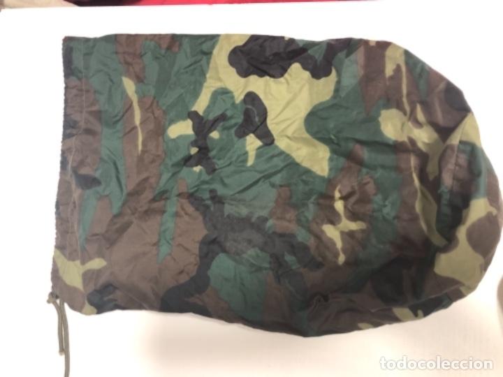 Militaria: Saco de dormir de momia original ejercito español sin uso y con funda - Foto 3 - 176216982