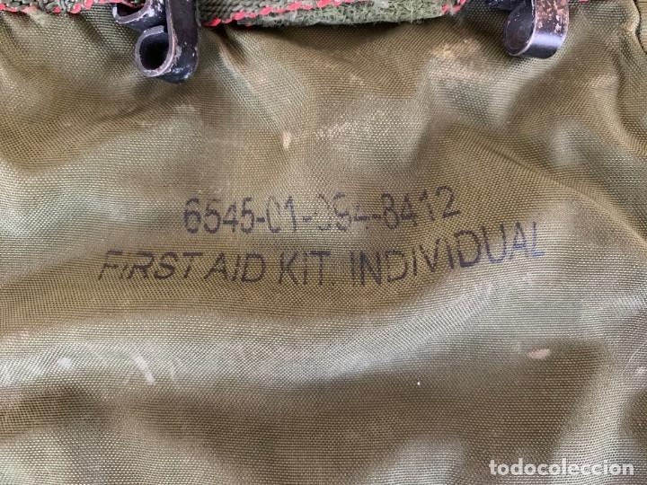 Militaria: Bolsa Botiquín Médico Militar ALICE US Army Navy Marines - Foto 4 - 182275302