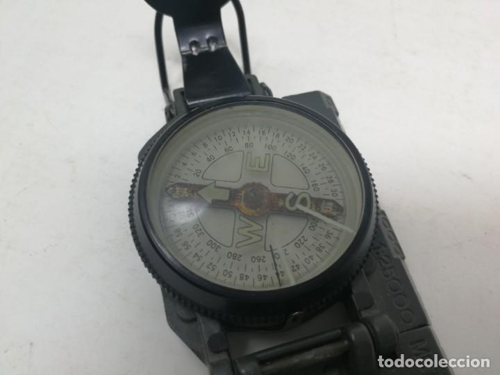 Militaria: Antigua brújula militar - Foto 2 - 183825821