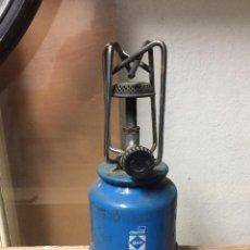 Militaria: ANTIGUO INFERNILLO CAMPIG GAZ. Lote 184470448