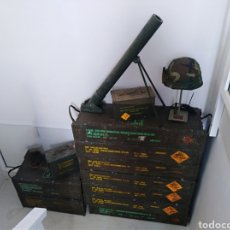Militaria: CAJAS MILITARES. Lote 184690877