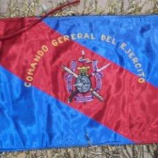 Militaria: GUIÓN DE LOS COMANDOS GENERALES DEL EJÉRCITO CHILENO. Lote 185190161