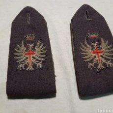 Militaria: HOMBRERAS MILITARES.. Lote 185971775