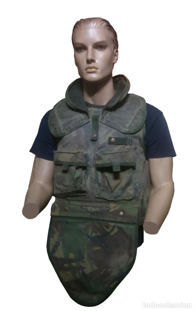 ARMADURA CORPORAL BRISTOL DPM ORIGINAL UK (Militar - Equipamiento de Campaña)
