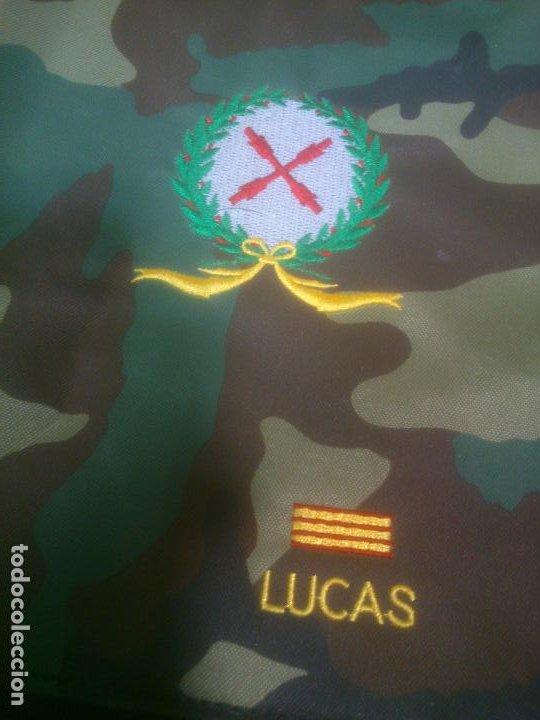 Militaria: PORTA DOCUMENTOS MILITAR ASPAS DE SAN ANDRES - Foto 2 - 189595901
