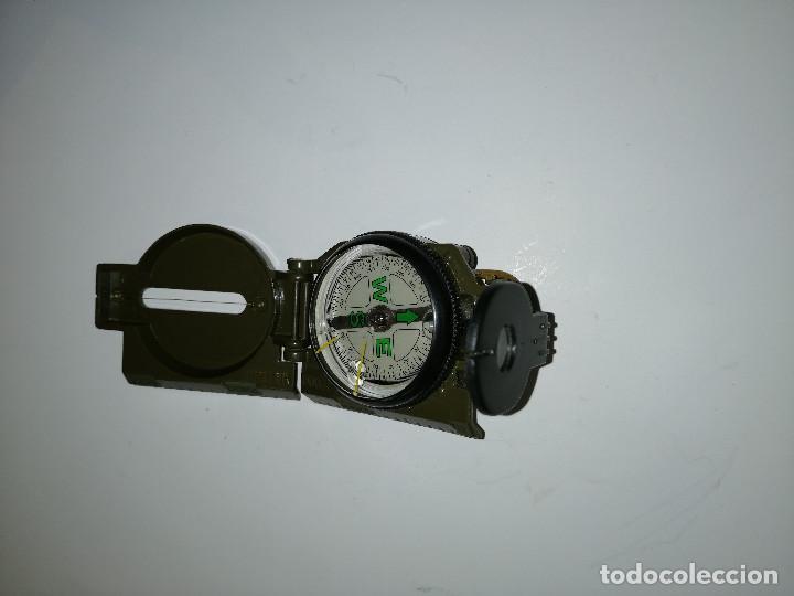 Militaria: Brújula militar - Foto 2 - 190540523