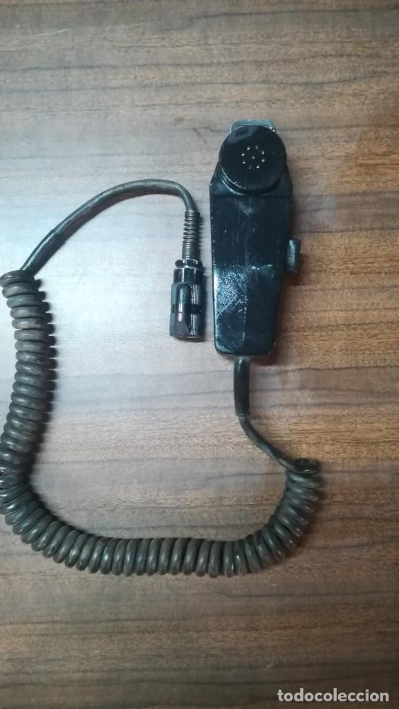 M-80D//U Micrófono del auricular para Radio Militar sonetronics PRC