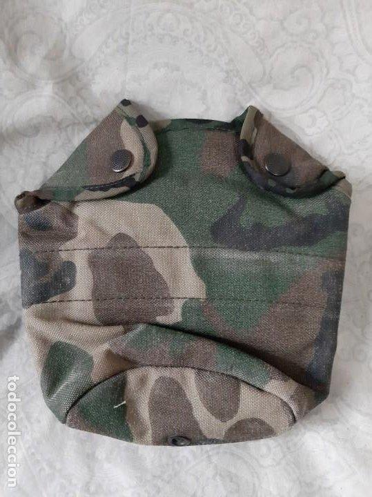 FUNDA CANTIMPLORA EJERCITO ESPAÑOL BOSCOSO (Militar - Equipamiento de Campaña)