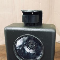 Militaria: LAMPARA MILITAR. FICKLAMPA 3. EN SU CAJA ORIGINAL. Lote 194787831