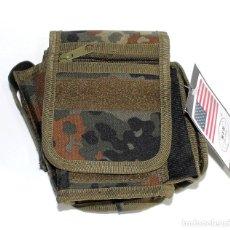 Militaria: RIÑONERA CON 3 COMPARTIMENTOS, FLECKTARN30745V. Lote 195233716