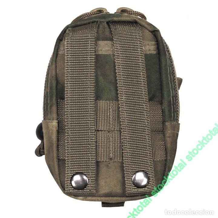 Militaria: Bolsa multiusos, MOLLE, pequeña, HDT-camo FG - Foto 2 - 195356942