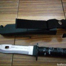 Militaria: CUCHILLO SURVIVAL EXPLORA KIT KNIFE /MADE INTAIWAN. Lote 197634975