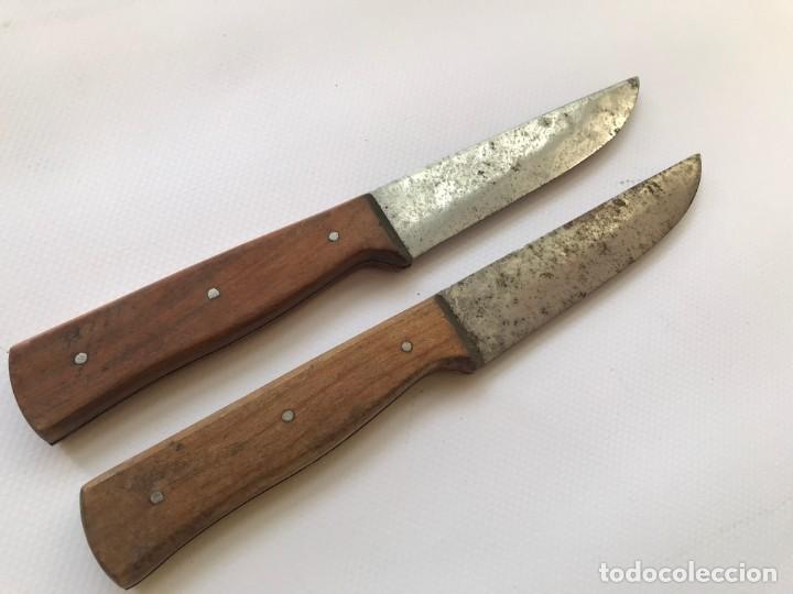 Militaria: 2 cuchillos navaja cuchillo Tercer reich nazi hitler fuhrer nsdap - Foto 5 - 197761722