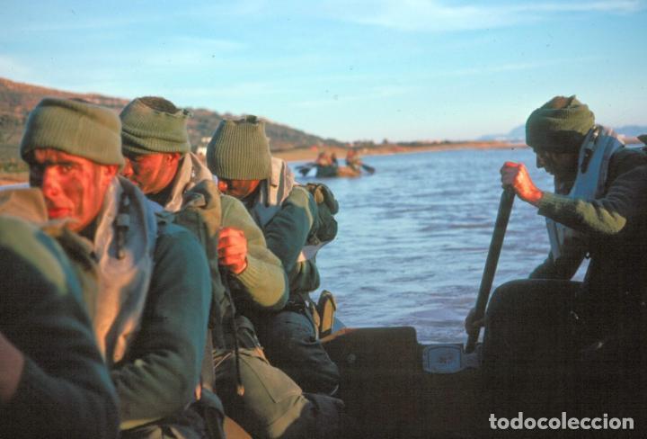 Militaria: Gorro Infantería de Marina. TEAR - Foto 4 - 193754067
