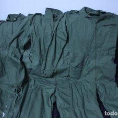 Militaria: LOTE 3 MONOS DE TRABAJO BUZO EJERCITO ESPAÑOL PAINTBALL AIRSOFT. Lote 204483837