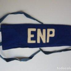 Militaria: BRAZALETE ENP, EQUIPO NAVAL DE PLAYA.. MANDO ANFIBIO..AÑOS 70.80..ORIGINAL. ARMADA ESPAÑOLA.. Lote 204790467