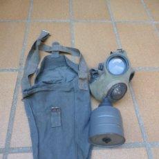 Militaria: MÁSCARA ANTIGÁS CHECA. VZ-35 FATRA GUERRA CIVIL. Lote 205067993