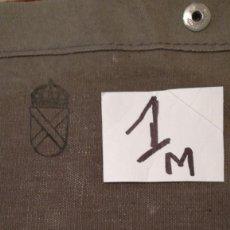 Militaria: ANTIGUO MACUTO PORTADOCUMENTOS MILITAR. Lote 208788333
