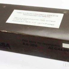 Militaria: PILA BA-386 PARA PCR-25,(1993). Lote 210158712