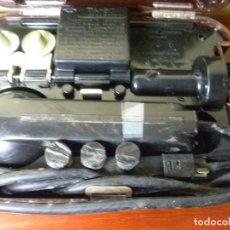 Militaria: TELÉFONO DE CAMPAÑA SOVÍTICO - RUSO - URSS MODELO TA-57. Lote 210638583