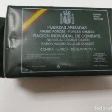 Militaria: FUERZAS ARMADAS. RACION INDIVIDUAL DE COMBATE. COMIDA. VER FOTOS.. Lote 211266914
