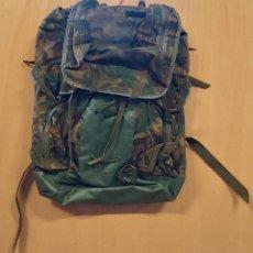 Militaria: MOCHILA DE CAMUFLAJE DE LA COES. Lote 213702405