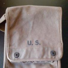 Militaria: BOLSA PORTA MAPAS M1938 ORIGINAL US WW2. Lote 214652875
