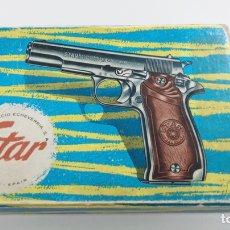 Militaria: CAJA PISTOLA STAR 9MM CORTO - CALIBRE 380.. Lote 217904250