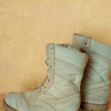 Militaria: BOTAS 43 ARIDAS EJERCITO ESPAÑOL MARCA ITURRI ??. Lote 220533855