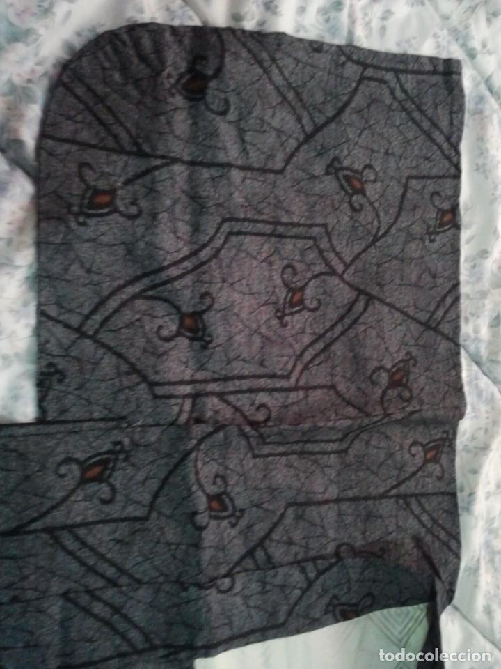 Militaria: Kimono antiguo de Japón. Hombre, mujer y cadete. - Foto 2 - 222693963