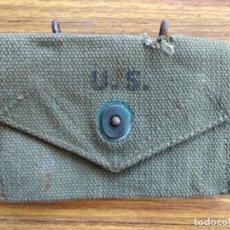 Militaria: PORTA KIT DE PRIMEROS AUXILIOS, US ARMY, WW2. Lote 223866811