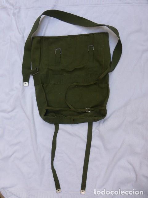 VIEJA PANERA DE INFANTERIA DE MARINA ESPAÑOLA..AÑOS 70/80... (Militar - Equipamiento de Campaña)