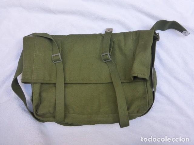 Militaria: Vieja panera de Infanteria de Marina española..años 70/80... - Foto 2 - 224472632