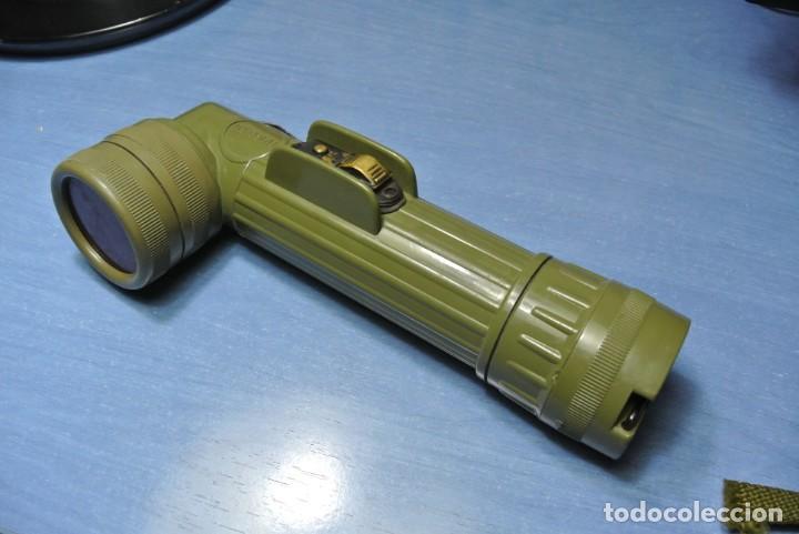 Militaria: LOTE DE MATERIAL MILITAR EJERCITO ESPAÑOL - Foto 2 - 231015575