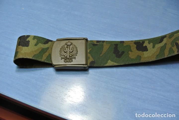 Militaria: LOTE DE MATERIAL MILITAR EJERCITO ESPAÑOL - Foto 5 - 231015575