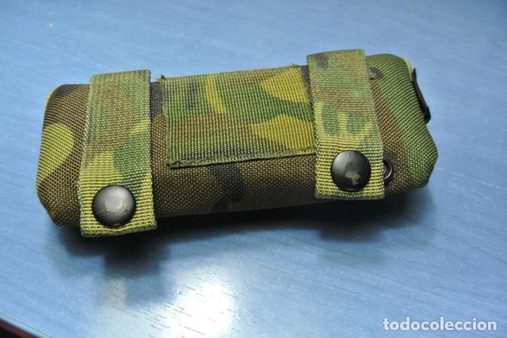 Militaria: LOTE DE MATERIAL MILITAR EJERCITO ESPAÑOL - Foto 17 - 231015575