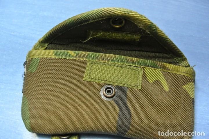 Militaria: LOTE DE MATERIAL MILITAR EJERCITO ESPAÑOL - Foto 18 - 231015575