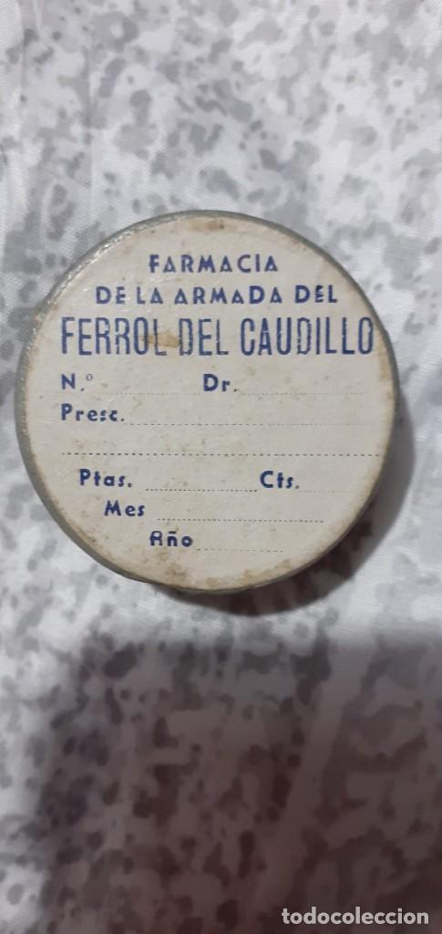 FARMACIA DE LA ARMADA FERROL DEL CAUDILLO (Militar - Equipamiento de Campaña)