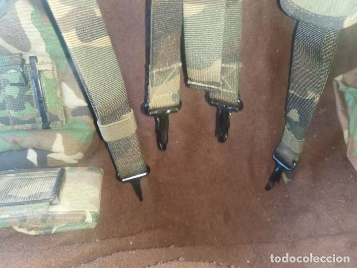 Militaria: Lote arnés y fundas militares - Foto 3 - 234459320