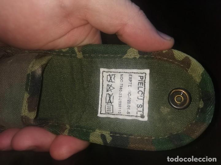 Militaria: Lote arnés y fundas militares - Foto 6 - 234459320