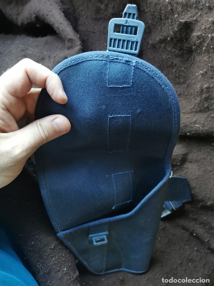Militaria: Funda de pistola y cinturón aviación.original - Foto 6 - 165959521