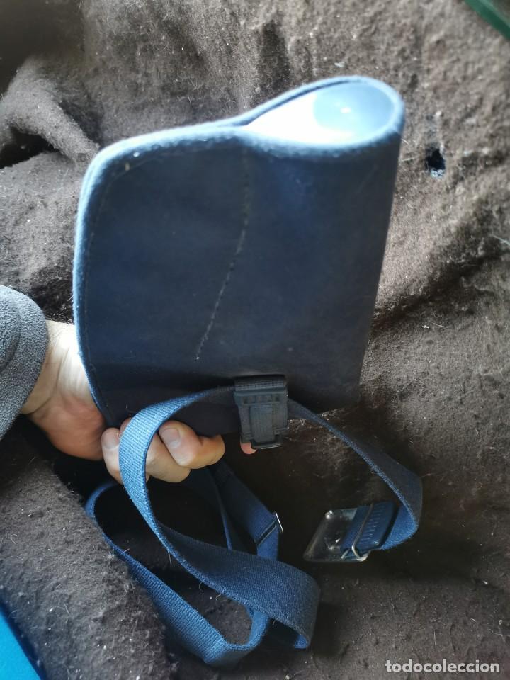 Militaria: Funda de pistola y cinturón aviación.original - Foto 7 - 165959521