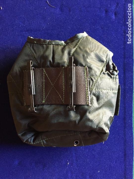 Militaria: INFANTERÍA DE MARINA, FUNDA CANTIMPLORA TIPO ALICE U.S. - Foto 2 - 234907935