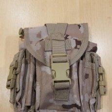 Militaria: BOLSO MULTIFUNCION CAMO. Lote 257542075