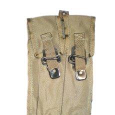 Militaria: PORTACARAGADOR DOBLE Z-70 NYLON, EJÉRCITO ESPAÑOL REFERENCIA CAD2. Lote 235643500