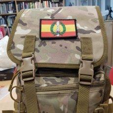 Militaria: MOCHILA TACTICA MULTICAM CON PARCHE. Lote 237548500