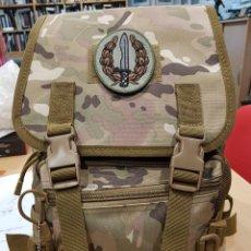 Militaria: MOCHILA TACTICA MULTICAM CON PARCHE. Lote 237548790