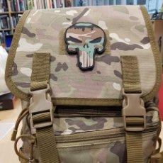 Militaria: MOCHILA TACTICA MULTICAM CON PARCHE. Lote 237548980